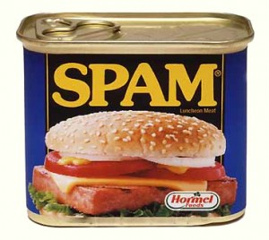 spam 300x268 My spam is better than your spam