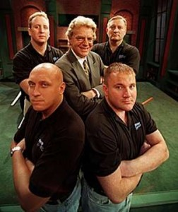 Jerry Springer security 252x300 The holiday season job I didnt want and didnt get, part 2