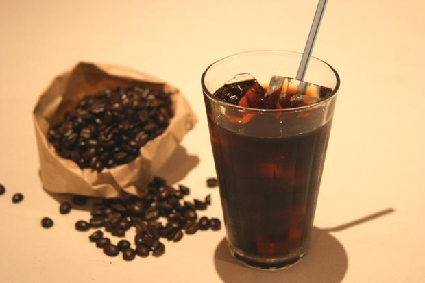 iced coffee beans The great unemployment coffee experiment