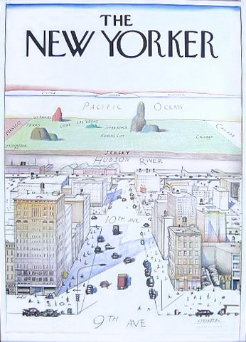 new yorker cartoon1 New York Magazine thinks theres no good, cheap food in Queens 