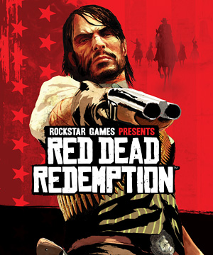 Red Dead Redemption video game cover picture